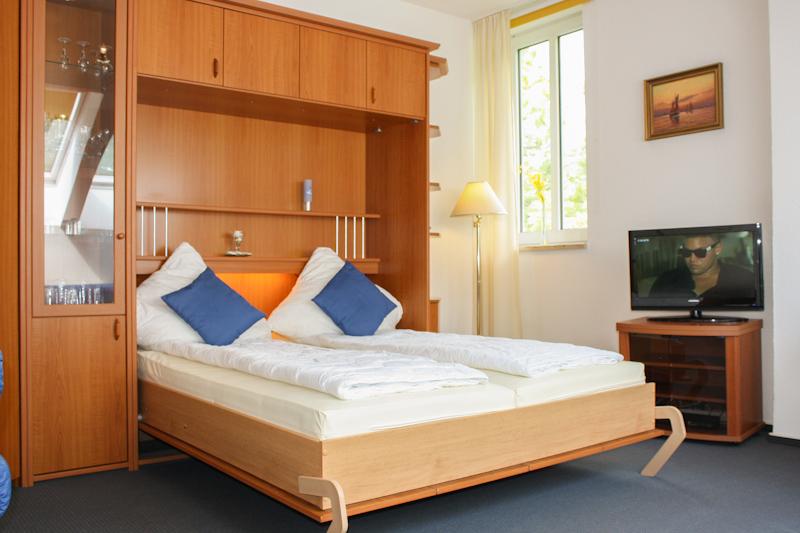 Ferienwohnung 7 - Wohn-Schlafraum